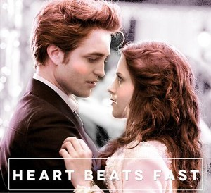 tim, trái tim beats fast