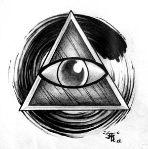 illuminati eye