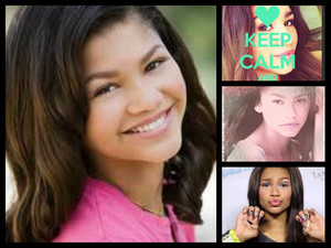 keep calm and l'amour zendaya