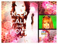 keep calm - debby-ryan fan art