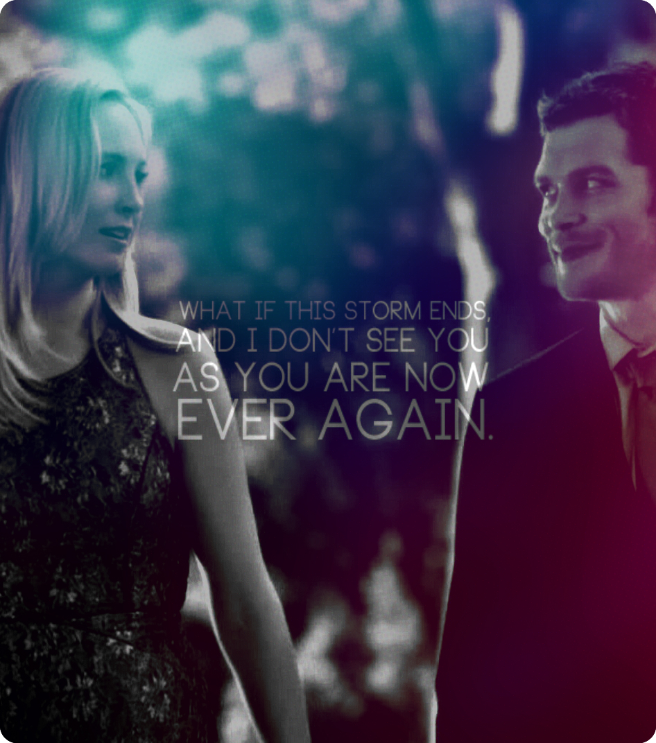 klaus and caroline meet me in the 1920s