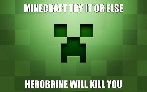 Minecrat Hintergrund titled Minecrat