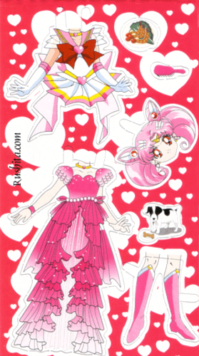 Sailor Mini moon (Rini) wallpaper probably with a parasol and anime called more doll stuff