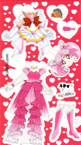 Sailor Mini moon (Rini) দেওয়ালপত্র possibly with a parasol and জীবন্ত titled আরো doll stuff