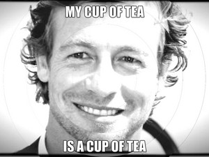 my cup of tee is a cup of tee
