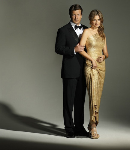 Stana Katic achtergrond with a business suit, a suit, and a dress suit called photoshoot  ~ s6
