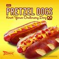 pretzel dogs - sonic photo