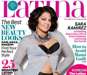 sara ramirez Latina magazine