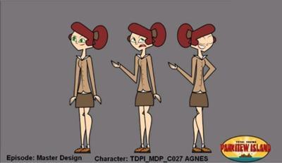 season 6 girl design