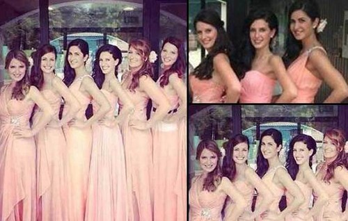 Katrina Kaif fond d'écran containing a hot tub entitled sister's wedding
