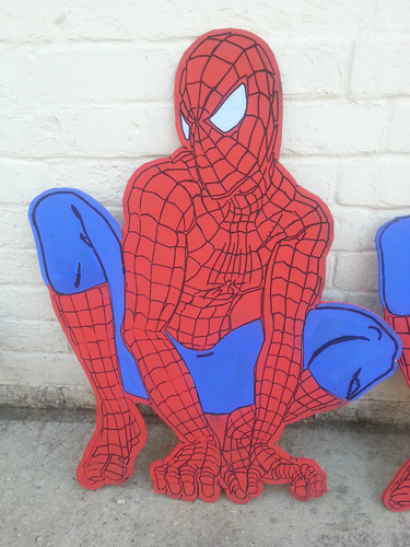 Spider-Man wallpaper possibly containing anime titled spiderman