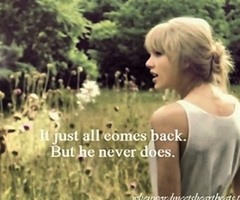 Taylor Swift wallpaper with a grainfield and a portrait entitled taylor swift quotes