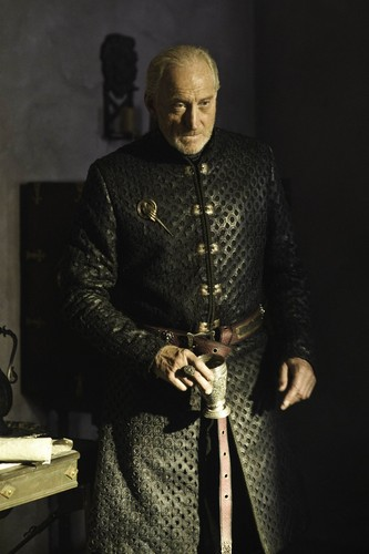 House Lannister wallpaper probably containing a surcoat titled tywin