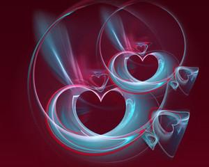 various heart's