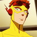 wally - young-justice icon