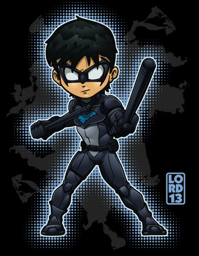 Yj2 nightwing young justice photo 35471354 fanpop - Pictures of nightwing from young justice ...