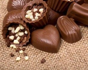 <3 Schokolade Liebe <3