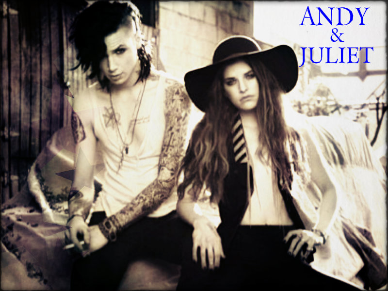 Andy Sixx Images Andy Amp Juliet HD Wallpaper And Background Photos 35586632