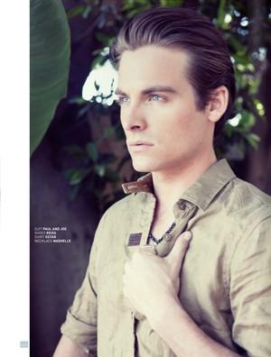 'Bello Magazine' scans