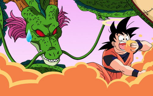 dragon ball z wallpaper with anime entitled *Goku*