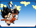 *Goku* - dragon-ball-z wallpaper