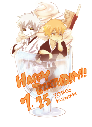 *Ichigo & Hichigo*