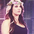 Kaitlyn Flower Crown Icons - wwe fan art