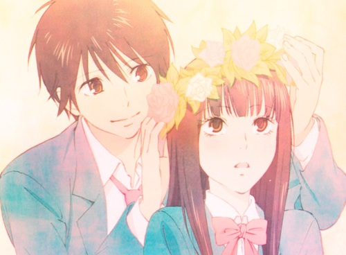 kawaii anime fondo de pantalla probably containing anime titled ♥Kawaii Couples♥