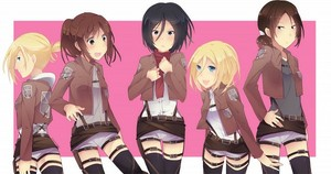 ❈Kawaii❈(Snk Girls)
