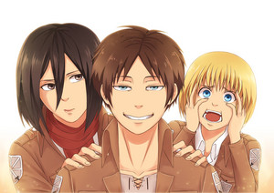 ❈Kawaii❈(Snk Trio)