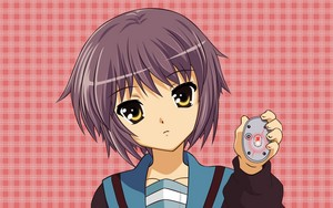 √♥Kawaii^♥(The Melancholy of Haruhi Suzumiya)