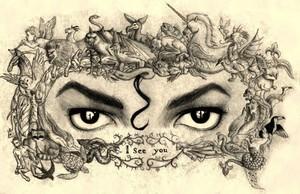 <<MJ's Beautiful Eyes>>