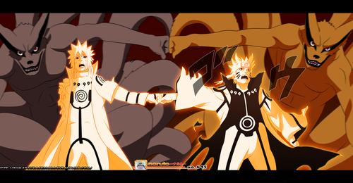 Minato Namikaze Hintergrund containing Anime called *Naruto & Minato*