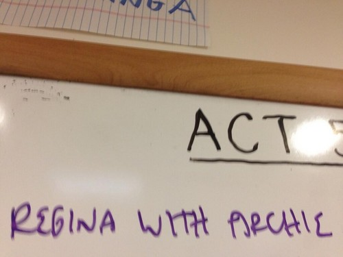 "**•OUAT 3x09-Script: ""Regina With {SPOILER?!}""•** - once-upon-a-time Photo"