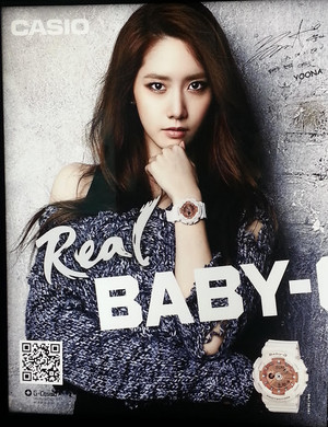 [Pictures] 130909 SNSD for 'REAL BABY-G' Promotion