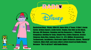 """""""Radio Disney.... We're All Ears!"""""""