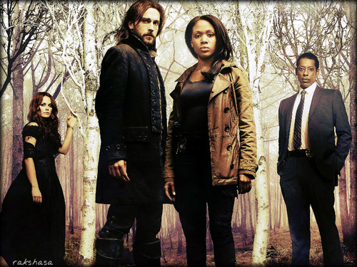 Sleepy Hollow (TV Series) karatasi la kupamba ukuta probably containing a business suit and a well dressed person entitled ★ Sleepy Hollow ☆