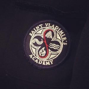 St.Vlad's uniform logo