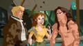 أسطورة طرزان The Legend of Tarzan