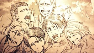 """To Heichou: We will always love you"""