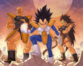 *Vageeta* - dragon-ball-z wallpaper