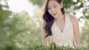 130912 Taeyeon @ Nature Republic CF