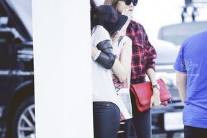 130913 Sunny @ Incheon Airport