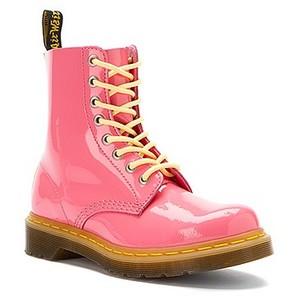 1460 Acid 담홍색, 핑크 Yellow Patent