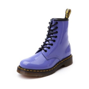 1460 Dusty Blue Patent