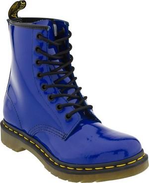 1460 Royal Blue Patent