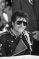 1983 Press Conference In Support Of Upcoming Victory Tour - michael-jackson photo