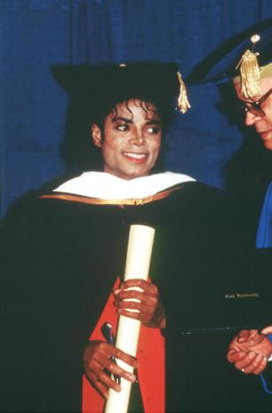 1988 United Negro College Fund Ceremony