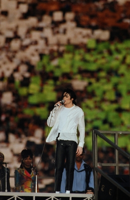 1993 Halftime Superbowl Performance
