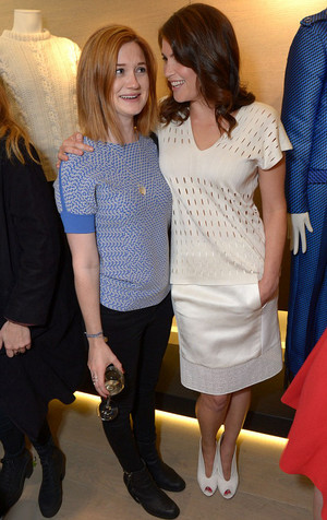 2013 - Pringle of Scotland flagship store launch